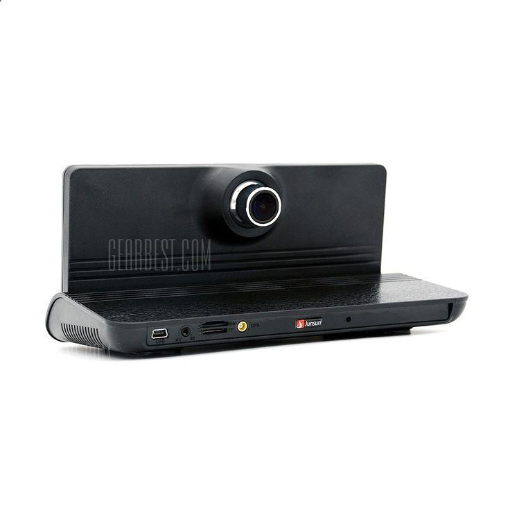 JUNSUN E26 1080P Autó DVR tolatókamera-134.10 Online vásárlás | GearBest.com