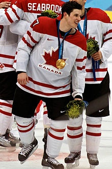 """Sid """"the kid"""" Crosby, awesome Canadian athlete and one of the best in the world! Love him!"""