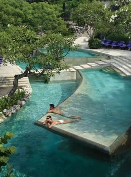 Gloriously relaxing honeymoon at Ayana Resort  Spa in Bali, Indonesia.