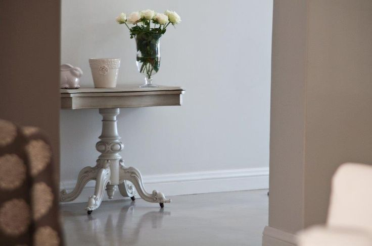 Earthcote pigmented floorcote - colour bleached rope #PaintSmiths #homedecor #floorcote #earthcote #interior #paint #interiordesign