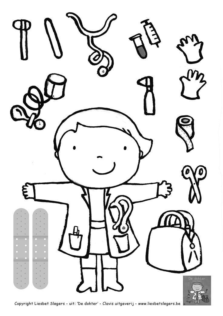 16 beste afbeeldingen thema ziek zijn kleuterschool