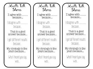 Great chart for younger grades to remind students how to start their share