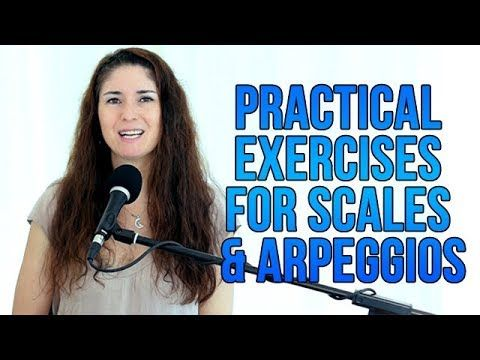 Practical Exercises for SCALES & ARPEGGIOS