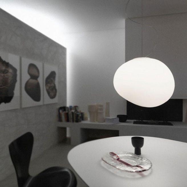 Gregg Suspension Light by Foscarini. Get it at LightForm.ca