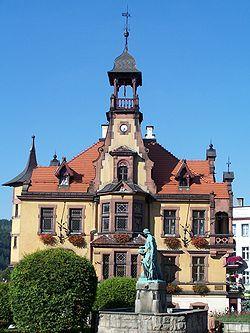 Nowa Ruda, Poland