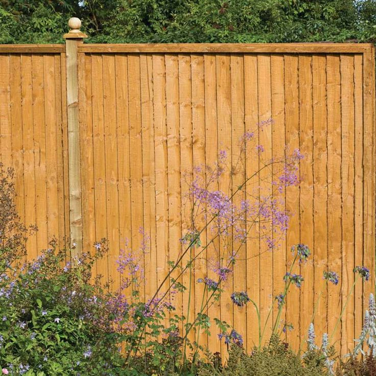 Closeboard Fencing is ideal for those who value both privacy and security, with the densely packed vertical boards that are framed all round providing a particularly rigid Fence Panel.