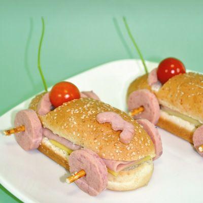 Αλμυρές Συνταγές για Παιδιά : kidsfun.gr