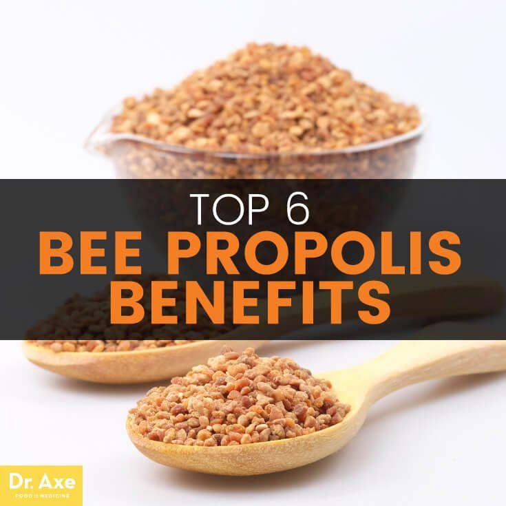 Bee propolis - Dr. Axe