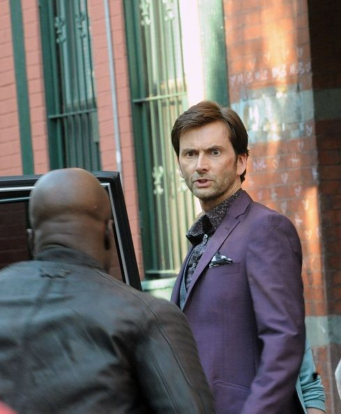 DAVID TENNANT NEWS FROM WWW.DAVID-TENNANT.COM: PHOTOS: David Tennant Films Marvel's Jessica Jones In New York
