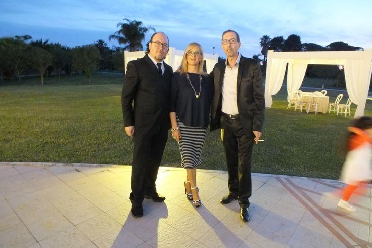 Paolo e Dalila Live con Raffaele Vecchio al sax, la musica e l'animazione del vostro matrimonio