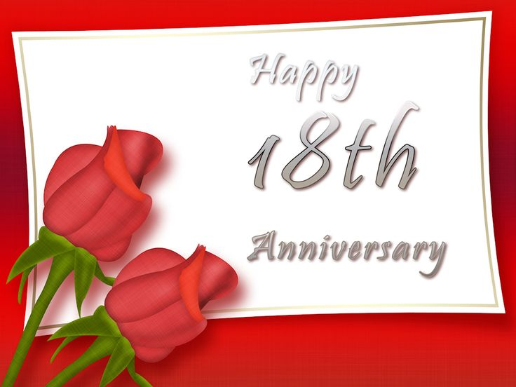 June 9th 1993 Coopernundrums Happy 18th Anniversary Wedding Anniversary Wishes 18th Wedding Anniversary