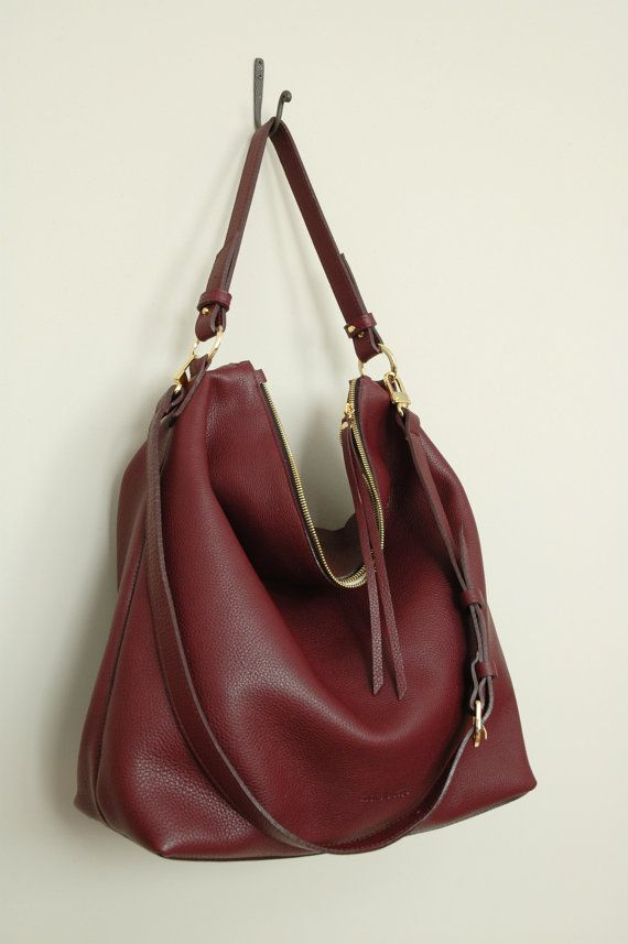 25  Best Ideas about Leather Hobo Bags on Pinterest   Hobo bags ...