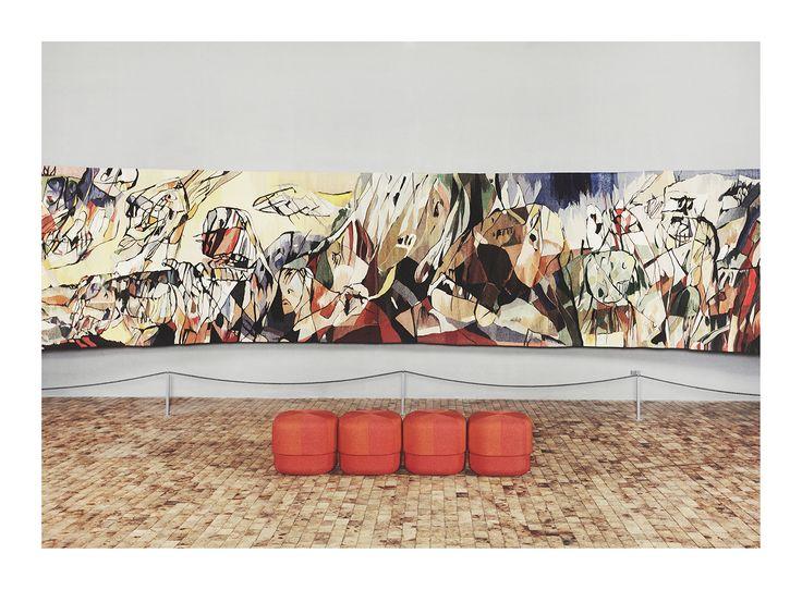 Museun Jorn Silkeborg | Circus Pouf | Normann Copenhagen