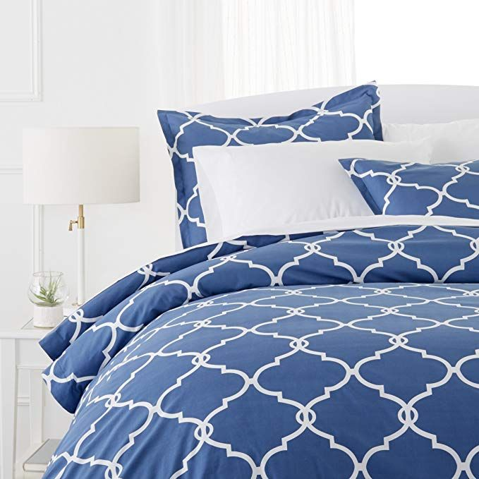 Pinzon 300 Thread Count 100 Cotton Cool Percale Duvet Cover Set Master Bedroom Ideas Bedding Comforter Bedroom Ideas Duvet Cover Sets Bed Linens Luxury Bed