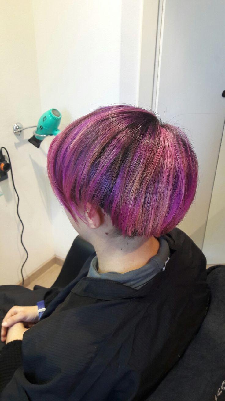 Pink violett