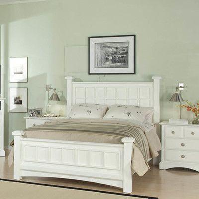 Najarian Furniture Palazzo Post Bed