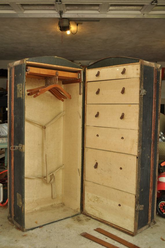 Steamer Trunk Plans Download Woodworking Projects Amp Plans