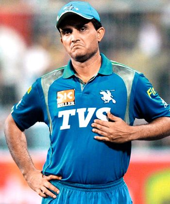 Sourav Ganguly feels KKR deserved the win!
