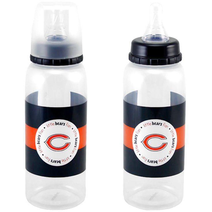 Chicago Bears 2-Pack Baby Bottle Set - $10.39