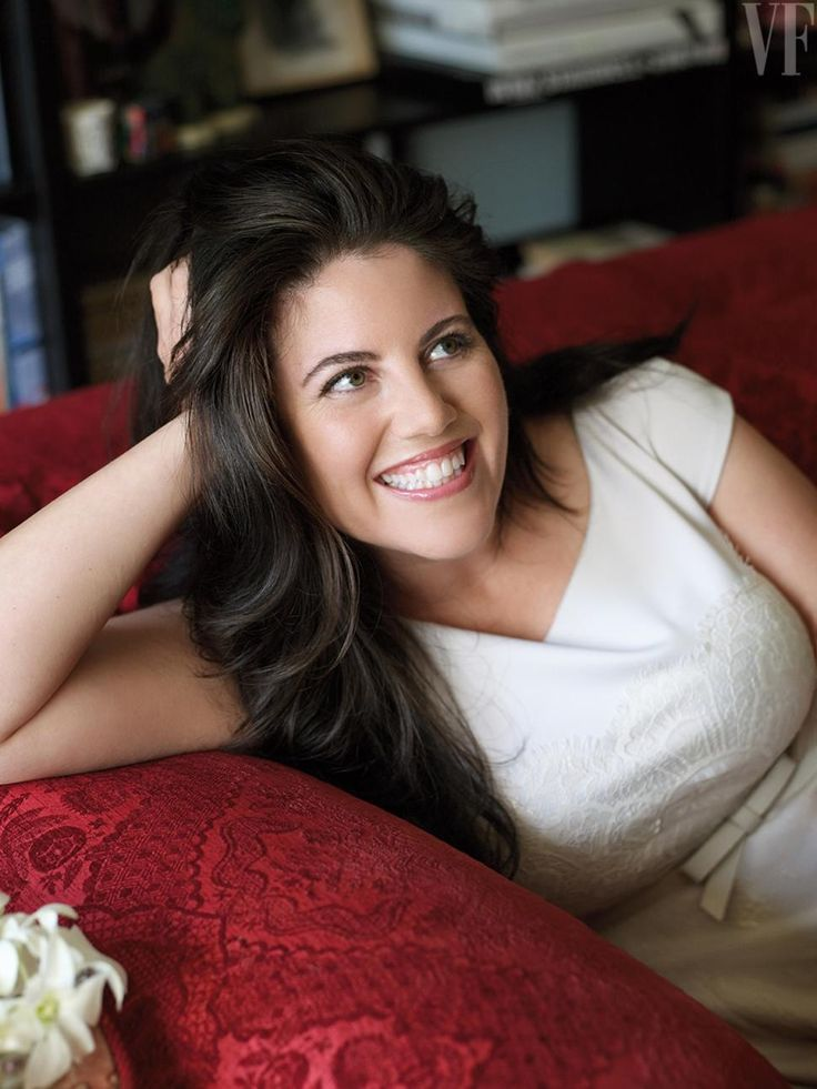 Monica Lewinsky in Vanity Fair - In Flex We Trust