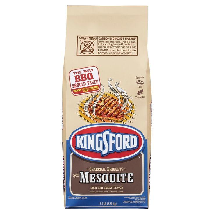 Kingsford Charcoal Briquettes - Mesquite 7.3lb Bag