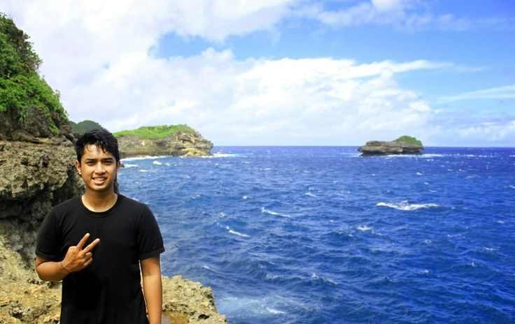 Samudera Hindia!