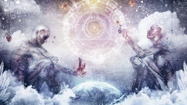 When you know it had to be something more than 'just coincidence'. Read this :) Open up to your own magic... http://www.healing4happiness.com/synchronicity-fairy-dust/