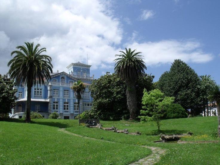 La Quinta Guadalupe - Museo de la Emigración - Colombres - Junio 2012 Verena Klein foto.
