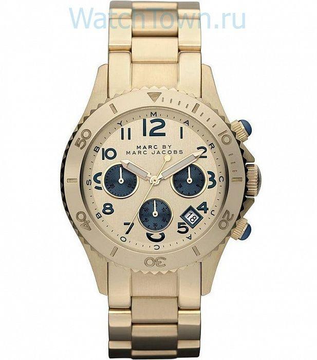 Женские наручные часы MARC JACOBS MBM3158 в Москве. Купить американские часы MARC JACOBS MBM3158 (кварцевые) в интернет-магазине