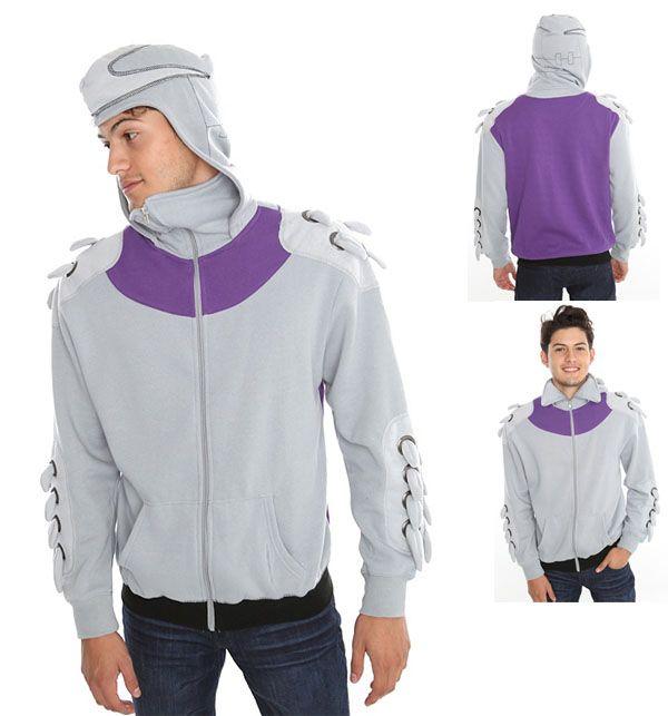 Shredder hoodie! #tmnt