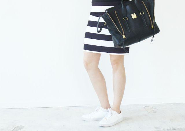 Witte schoenen weer wit maken doe je zó | MiniMe.nl