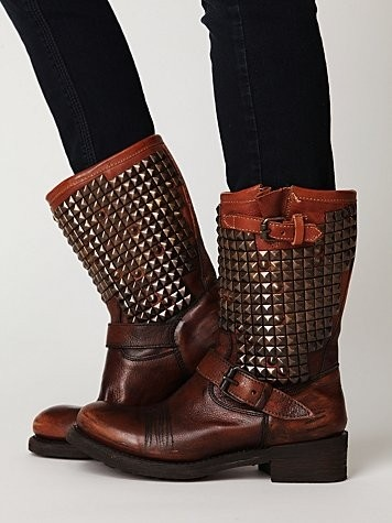 Studded but in black. iloveyou jeffrey campbell