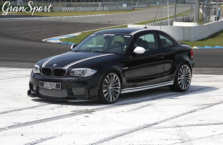 BMW 1 M Kelleners Sport (Official).  Idealna propozycja dla miłośników TrackDay'ów i nie tylko..