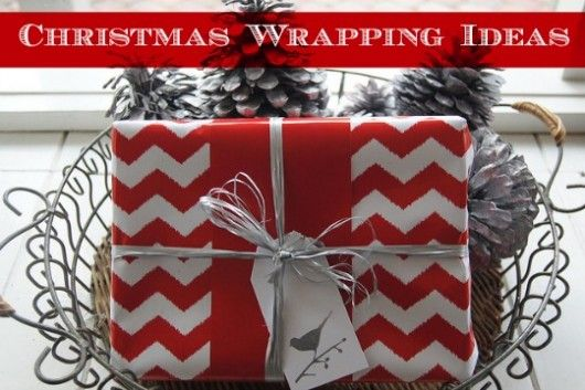 CHRISTMAS WRAPPING IDEAS | Christmas Wrapping Ideas | Planning With Kids
