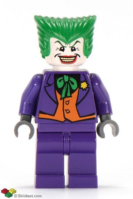 bat005: The Joker | Brickset: LEGO set guide and database