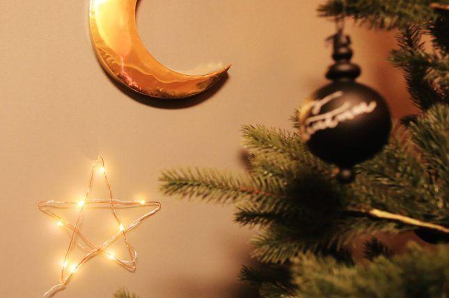 まだ間に合う!LEDライトとワイヤーで簡単クリスマスライト♪  by Little Special Studio