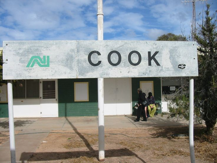 Cook, S.A., on the Nullarbor Plain. population  6.