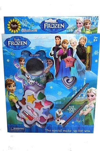 Zestaw do makijażu dla dzieci Frozen Kraina lodu L