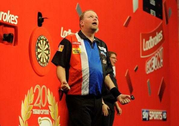 Raymond Van Barneveld Photos: 2013 Ladbrokes.com World Darts Championship - Day…