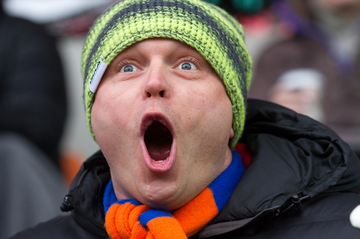 The Scream. AaFK fan 2013