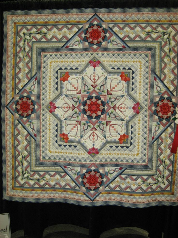 17 Best Images About Medallion Quilts On Pinterest Quilt