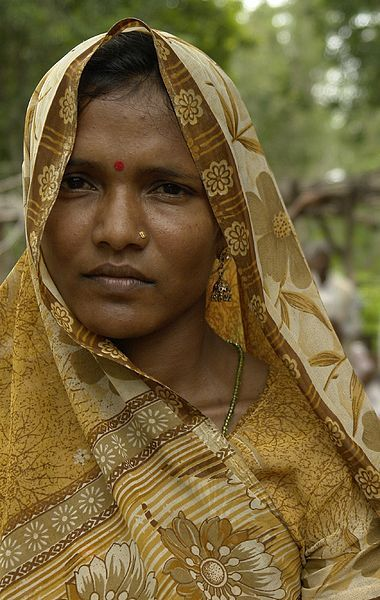 "Chapter 2:  Adivasi Women.  Adivasi is an umbrella term for the ""indigenous people of South Asia.""  Find out more about the social and economic hardships of the Adivasi at the Adivasi YouTube channel."