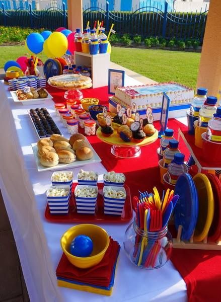 15 best Birthday party ideas images on Pinterest Jerry oconnell