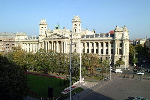 Néprajzi Múzeum - Budapest Múzeumok - Múzeum Budapesten