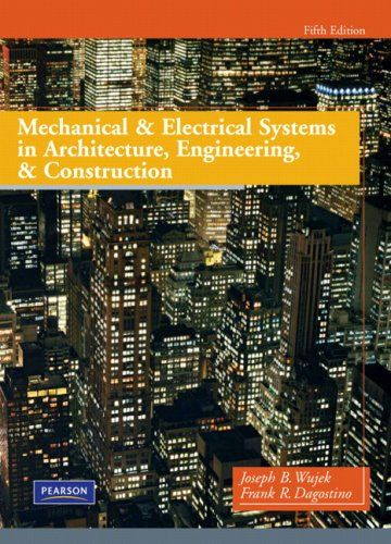 I'm selling Mechanical and Electrical Systems in Architecture, Engineering and Construction (5th Edition) - $40.00 #onselz