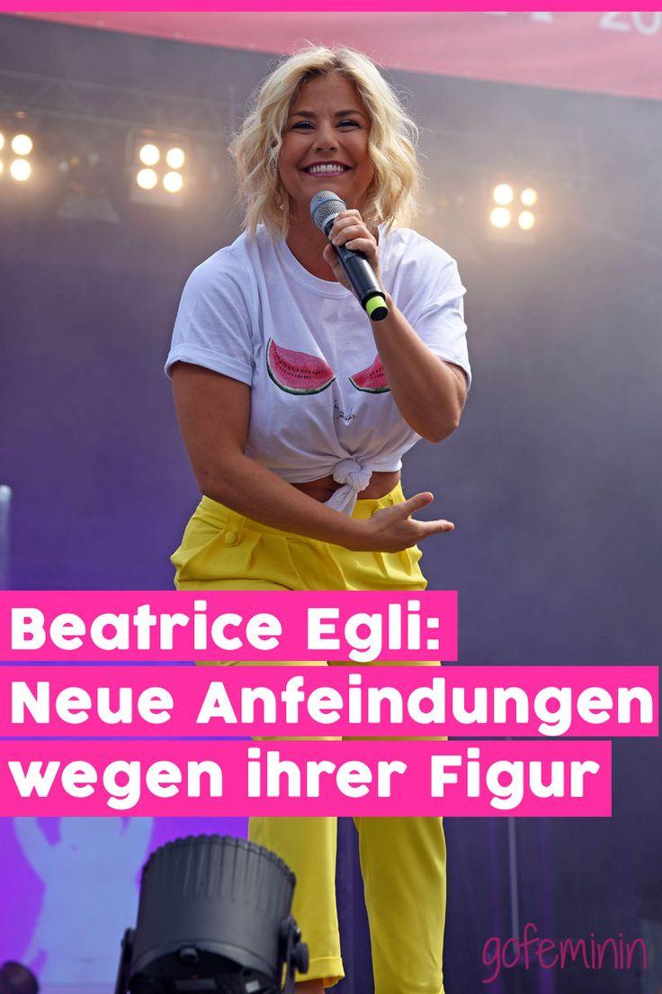Beatrice Egli Primitiv Und Eklig Neue Anfeindungen