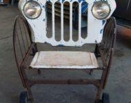 Fotel Jeep