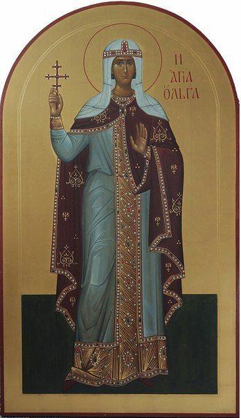 St Olga of Kiev / ИКОНОПИСНЫЙ ПОДЛИННИК's photos – 8,757 photos   VK