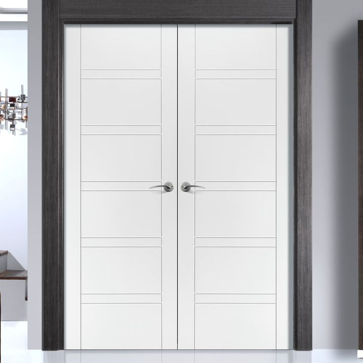 Jbk Limelight Imperial White Primed Flush Door Pair is a very unusual and well priced door & 19 best Sanrafael Lacada Fire Double Doors images on Pinterest ...