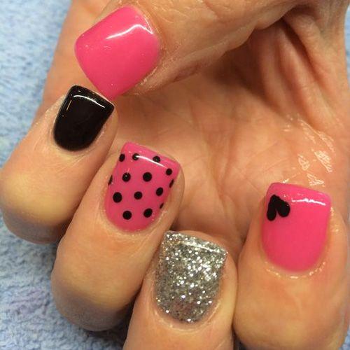 nail polish designs nail designs tatoo valentine day nails decor